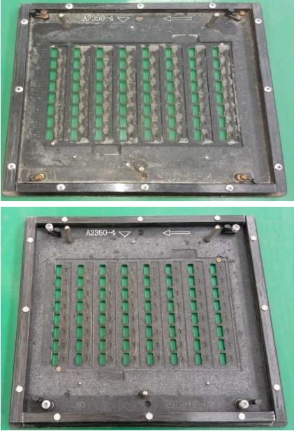 Sprühwellen-Lötmittel-Paletten-Waschmaschine bearbeitet die vollautomatische Fördermaschinen-Spannvorrichtung maschinell