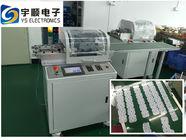 China CER-PWB-Trennungs-Ausrüstung mit den multi Gruppen-Blättern, zum von Streifen zu schneiden usine