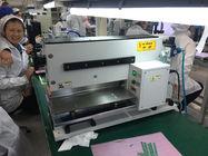 China Pneumatisch gefahrene PWB-Trennzeichen-Maschine 960×425×350 Millimeter PWB-Depaneling usine