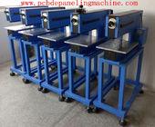 China Guillotinen-Art Maschinen-Gas-elektrischer Leichtgewichtler PWBs zählender usine