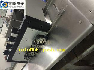 Automatischer/Fuß-Schalter PWB V schnitt Maschine für genaue 1-12 Millimeter PWB-Breite hoch