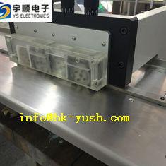 Plattform-Aluminium-PWBs Depaneling des Standard-2.4M Maschine mit 4 Blatt-Sätze CER