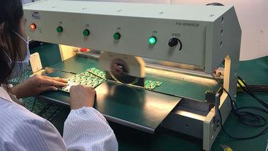 Mikrocomputer-Programm-V geschnittenes PWB Depaneling, PWB-Schneidemaschine, automatische PWB-Trennung YSV-1A