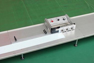 Lichtstrahl 600mm/1.2m LED/LED Metall verschalt /LED-Alaungremien Depaneling/LED PWB-SCHNEIDER Maschine YSVC-3S