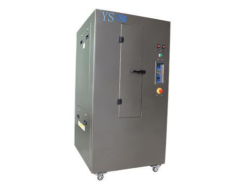 Selbstschablonen-Reiniger, inländische pneumatische Stahlwaschmaschinen-einzelnes menschliches