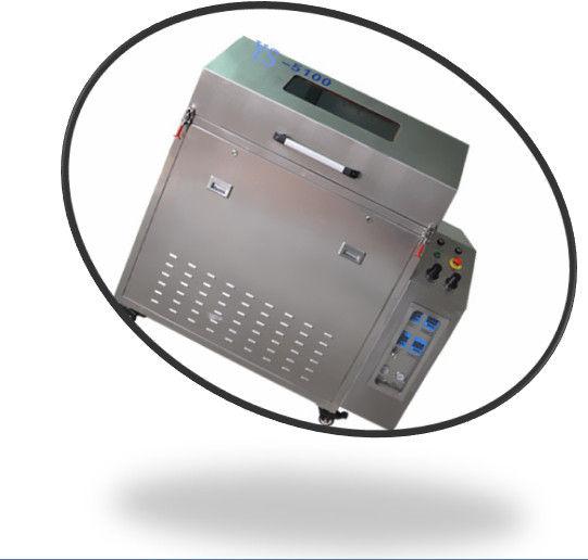 Dauerhafte Schablonen-Reinigungs-Maschine, automatische Wellen-Lötmittel-Paletten-Waschmaschine